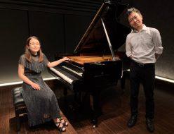 お客様の声:このピアノを大切に奏でていきたいと思います。 京都府京都市左京区 スタインウェイ B211 ニューヨーク製