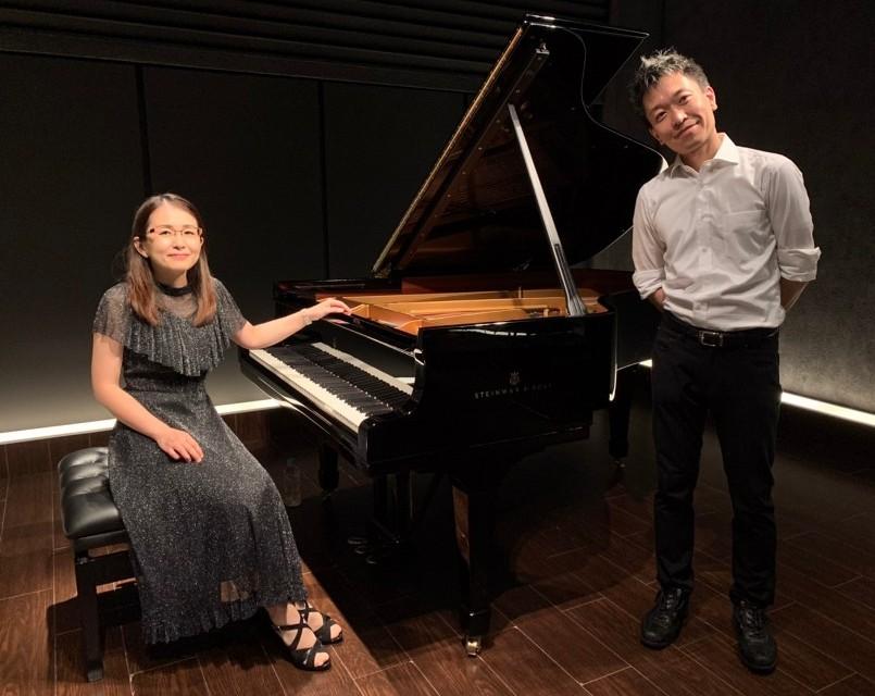 お客様の声:このピアノを大切に奏でていきたいと思います。 京都府京都市左京区 スタインウェイ A188 ハンブルグ製