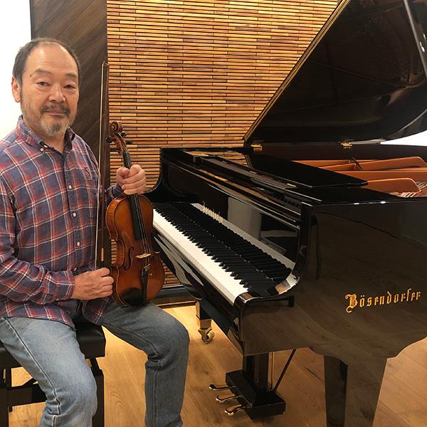 【お客様の声】音楽サロンを持つ事は若い時からの夢であった。 東京都武蔵野市 T.M様 ベーゼンドルファー 170