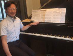 お客様の声:仕事から帰るとまずピアノに向かう日々 愛媛県 藤田様 スタインウェイM-170購入